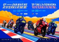 MotoGP 2020 poster doppio ok