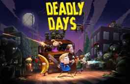 DeadlyDays Keyart