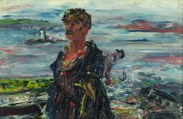 Lot 36 Jack B. Yeats, Kerry Fisherman, est. £70,000-100,000