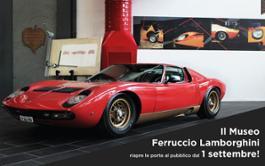 Il Museo Ferruccio Lamborghini 1 9
