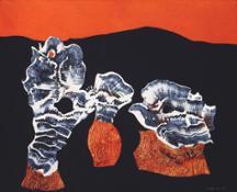 06. Max Ernst, Fleurs-écaille, 1928