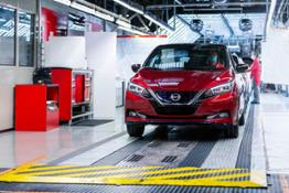 The 500,000th Nissan LEAF heads to its new owner in Norway as customers continue to embrace the pioneering zero-emission vehi