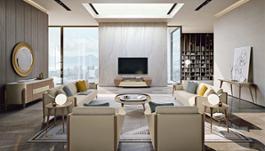 Turri Meltinglight living room 02
