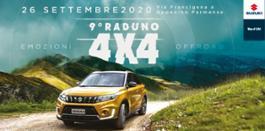 Raduno 4x4 2020