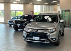 Sean Grant, Landmark Mitsubishi Dealer Principal-source