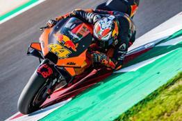 Pol Espargaro KTM RC16 MotoGP 2020 Misano test