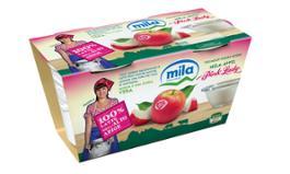 Yogurt Mila Pink lady 2x125g