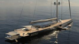 APEX 850 - at anchor aft open platforms c