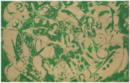 10 Lee Krasner Siren 1966 Hirshhorn Museum and Sculpture Garden Smithsonian Institution The Pollock-Krasner Foundation Photo