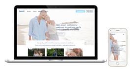 serenitycare website desktop mobile