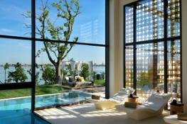 MatteoThun&Partners+LucaColombo JWMarriottVenice Spa-Interiors1 © JW Marriott Venice
