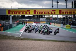 WorldSSP300 Race 2 start