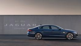 NEW JAGUAR XF SALOON – EXTERIOR STATIC IMAGES
