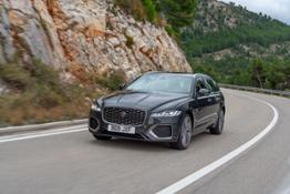 NEW JAGUAR XF SPORTBRAKE – EXTERIOR DYNAMIC IMAGES