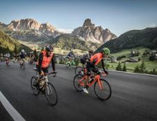 Alta Badia Maratona dles Dolomites Manuel Glira