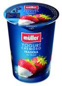 Muller YogurtCremosoFragola