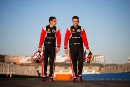 1 - Lead Image - Nissan Formula E Drivers Season 7 Sebastien Buemi and Oliver Rowland-source
