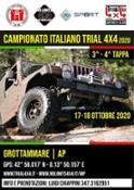 Locandina Trial Grottammare ottobre 2020