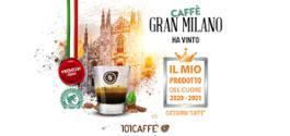 101CAFFE' Gran Milano Il Mio prodotto del cuore 20 21