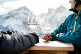 Alta Badia Wine Skisfari by IDM Sueditrol - Alex Moling