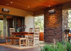 THERMOLOGIKA SOLEIL SYSTEM Ambientata veranda