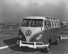 TBT From Woodstock to Waikiki the nostalgic pull of the 23-window Bus--12363