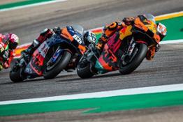 Pol Espargaro KTM RC16 MotoGP 2020 Teruel race