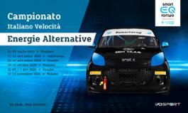 Calendario Campionato Italiano Velocità Energie Alternative ACI Sport