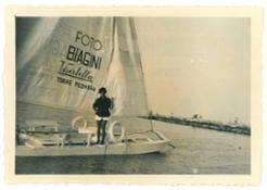 3. © Archivio Albano. Autore Anonimo. Viserba di Rimini, agosto 1953