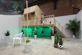PF Proyectos Ultravioleta Figueroa Tree House 2014