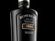 Bowmore Black 1964 detail 2