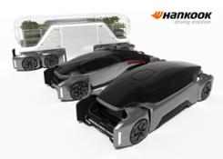 20201116 Hankook presents futuristic tyre and mobility vision with its Design Innovation 2020 project