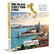 Smartbox Fuga tra città d'arte e tesori d'Italia Cofanetto