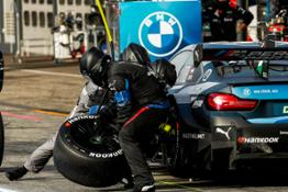 20201118 Hankook Best Pit Stop Award presented for tenth time BMW Team RBM wins coveted trophy