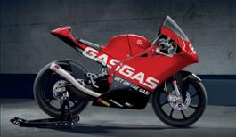 GASGAS Motorcycles RC 250 GP