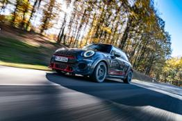 20201119 Hankook Tire as exclusive tyre supplier to the latest version of the limited MINI John Cooper Works GP