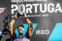 Miguel Oliveira KTM RC16 MotoGP 2020 Portimao