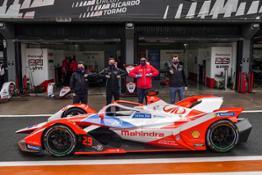 Mahindra Racing - Hero image