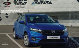 THE ALL-NEW SANDERO WINS THE GOOD DEAL AUTOMOBILE AWARD 2020