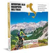 Smartbox Avventure alla riscoperta dellItalia Cofanetto