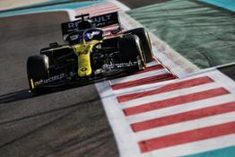 1-2020 - Formula 1 Post-Abu Dhabi Test
