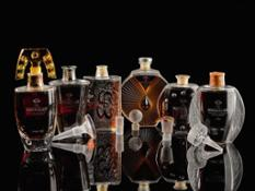 Lot 20 The Macallan in Lalique Six Pillars Collection