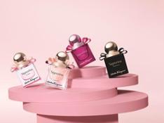 Ferragamo Parfums Mini Signorina groupage
