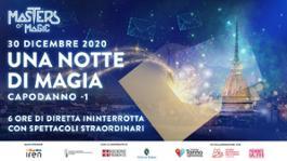 CAPODANNO -1 'UNA NOTTE DI MAGIA' PER TORINO (2)
