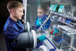 Photo Set - BMW Group Kompetenzzentrum Batteriezelle