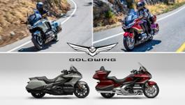 326310 Honda completes its comprehensive 2021 model line-up with updates to GL1800