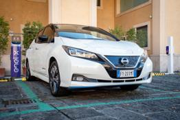 Nissan, ENEL & ENELX E-ASY ELECTRIC (1)