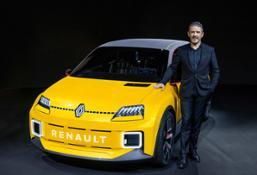 16-2021 - Renault 5 Prototype and Gilles VIDAL, designer