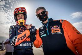 Daniel Sanders - KTM Factory Racing - 2021 Dakar Rally