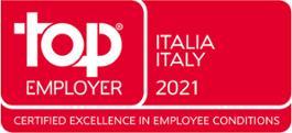 Top Employer Italy 2021
